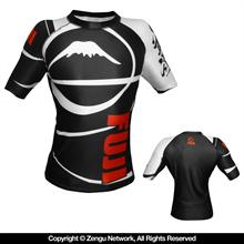 Short Sleeve IBJJF Ranked Rash Guards by...